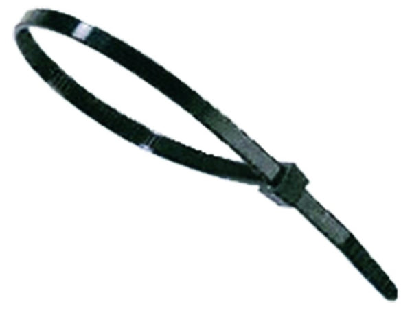 INSULOK W.R. CABLE TIES 148L X 3.5W PV BLACK /100