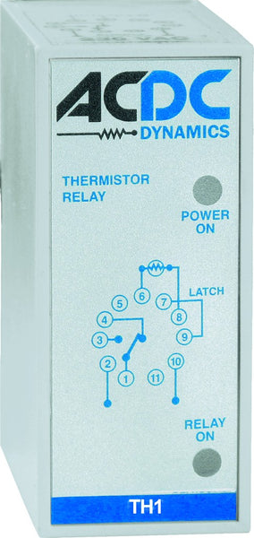 THERMISTOR RELAY 1C/O
