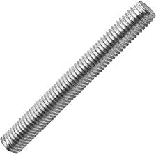 THREADED ROD ZINC PLATED 8MMX2M LENGTH