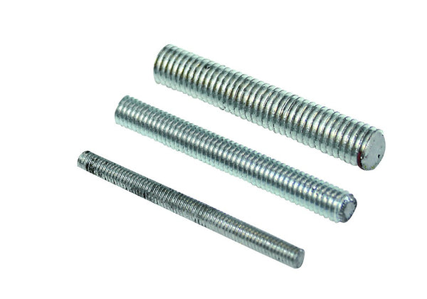 THREADED ROD ZINC PLATED 6MMX1M LENGTH