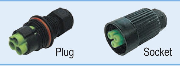 3P PLUG & SOCKET KIT