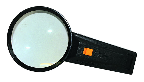 HAND HELD HEAD MAGNIFYING GLASS DIA 90mm