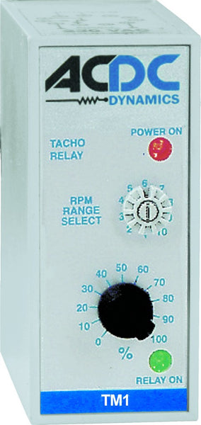 TACH RELAY 4-20k RPM REM POT