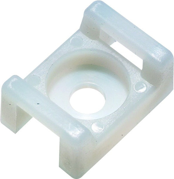 CABLE TIE MOUNT 22MM SADDLE TYPE /100