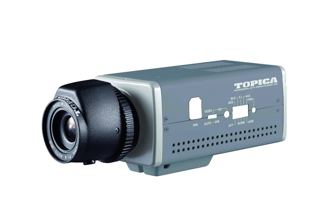 "1/3"" CS/C D/D AUTO IRIS COLOUR TRUE DAY/NIGHT CAMERA"