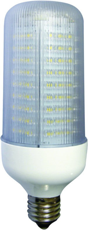 E27 LED LAMP 85-265VAC 5W NON-DIMMABLE WARM WHITE