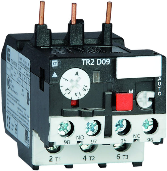 48-65A THERMAL OVERLOAD RELAY
