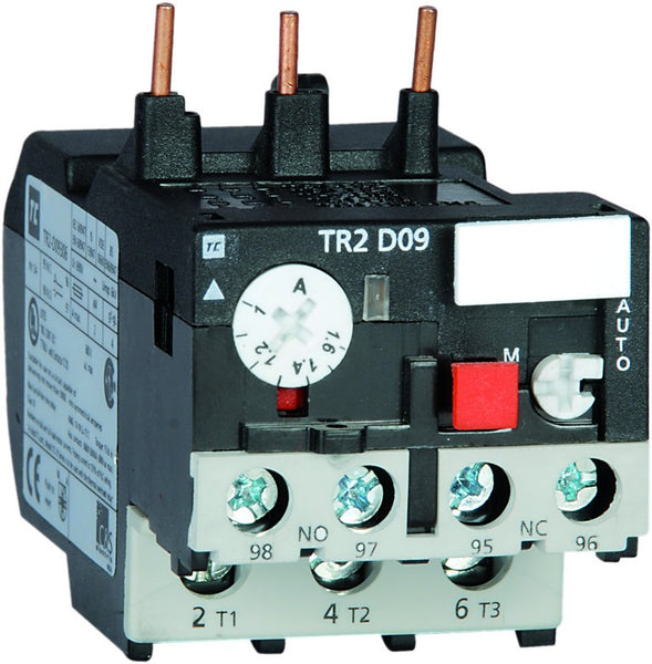 4.0-6.0A THERMAL OVERLOAD RELAY