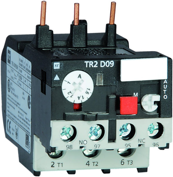 0.40-0.63A THERMAL OVERLOAD RELAY