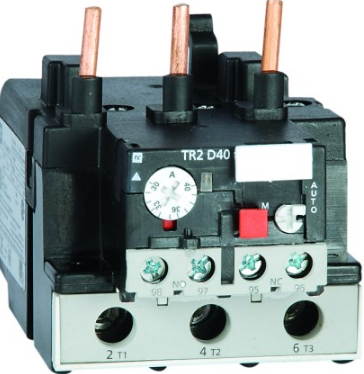 63-80A THERMAL OVERLOAD RELAY