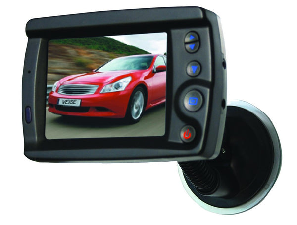 "VEHICLE CCTV SYSTEM 5"" MONITOR 2X CAMERAS"