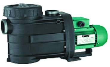 1.5KW 110VDC 20M DC POOL PUMP + ACC