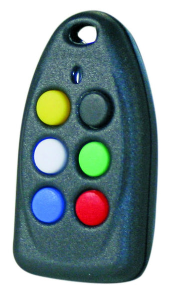 4 BUTTON KEY RING CODE HOPPING TRANSMITTER