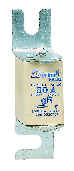 100A ULTRA RAPID BS FUSE 240V