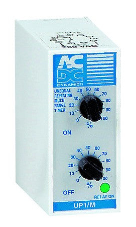 M-RANGE UNEQUAL REPEATING TIMER 2 C/O