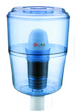 10 LITRE WATER BOTTLE C/W CARBON FILTER