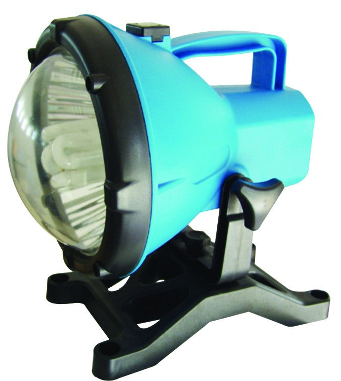 45W E27 ENERGY SAVING WORK LAMP WITH BASE IP54