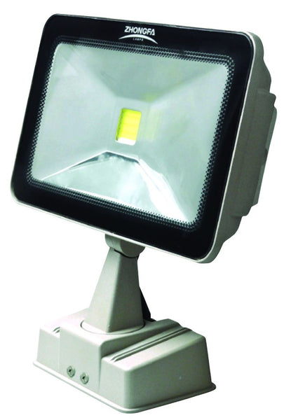 1x30W LED FLOODLIGHT 50 000 HOUR LIFE SPAN IP54 COOL WHITE