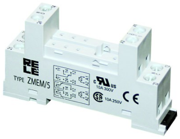 BASE FOR E RELAYS IP20