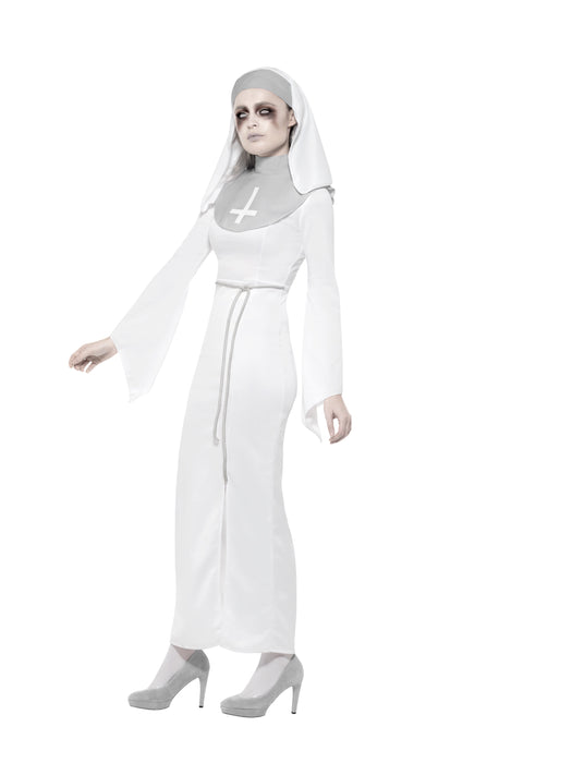 Haunted Nun Costume Adult