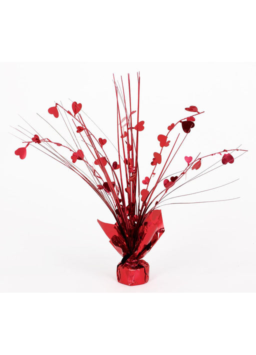 Valentines Day Spray Centerpiece