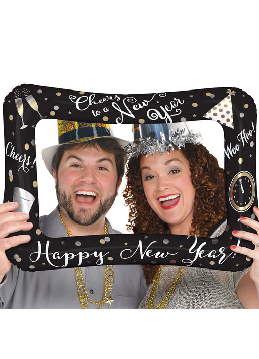 New Year's Eve Selfie Frame