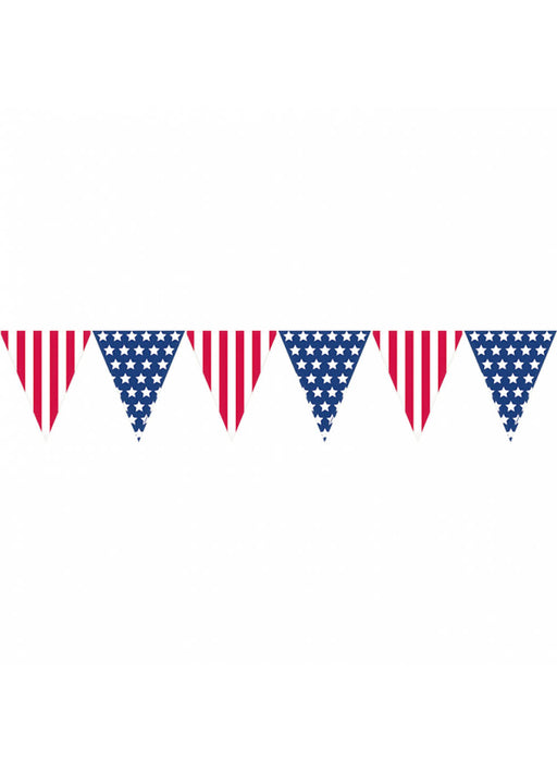 USA Pennant Bunting