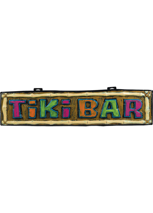 Hawaiian Tiki Bar Sign