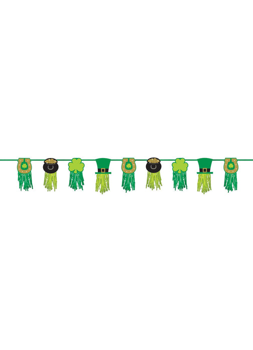 Irish Tassel Garland