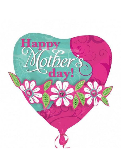 Mother's Day Garland SuperShape Foil Balloon