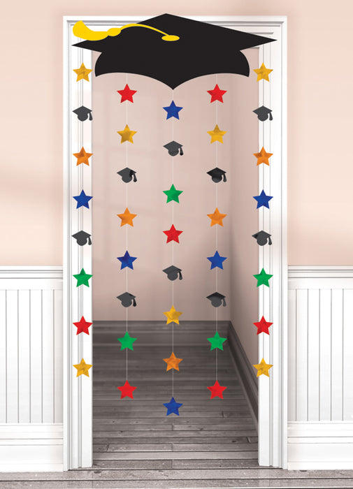 Graduation Doorway Curtain