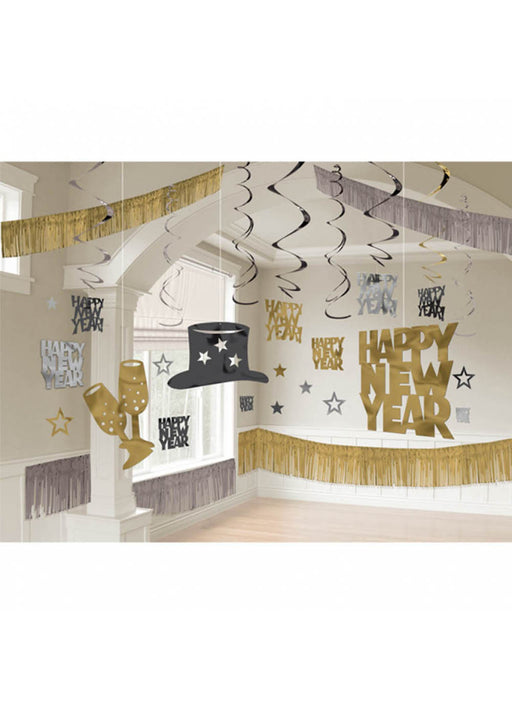 New Years Room Decorating Kit