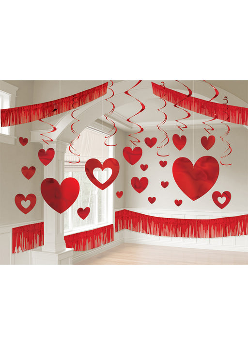Valentines Room Decorating Kit