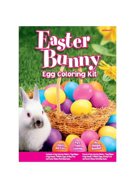 Easter Bunny Egg Colouring Kit