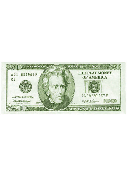 Casino Money Bills 100pk