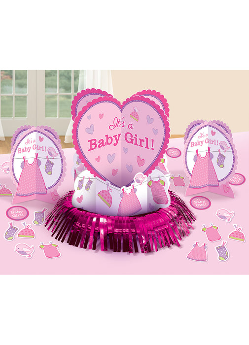 With Love Girl Table Decorating Kit