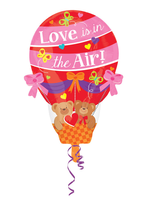 Love Is In The Air Foil Balloon