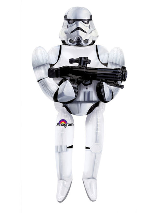 Stormtrooper Airwalker Foil Balloon