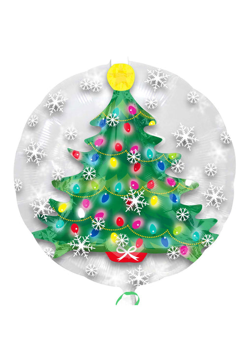 Christmas Tree Insiders Balloon