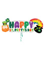 St Patrick's Day SuperShape Foil Balloon