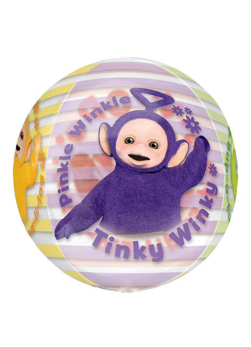 Teletubbies Orbz Foil Balloon