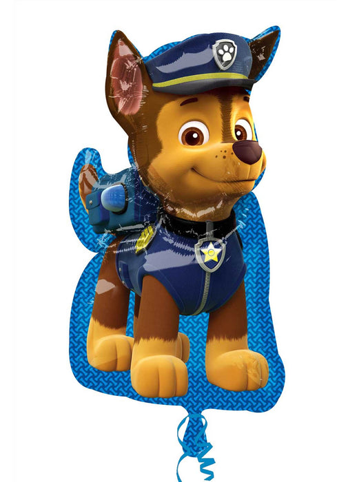 Paw Patrol Chase SuperShape Foil Balloon
