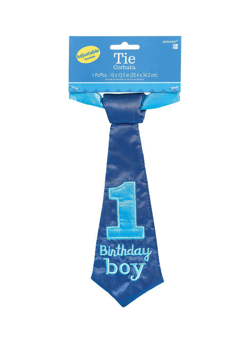 1st Birthday Boy Tie