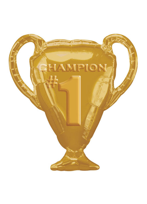 Champion Trophy SuperShape Foil Balloon