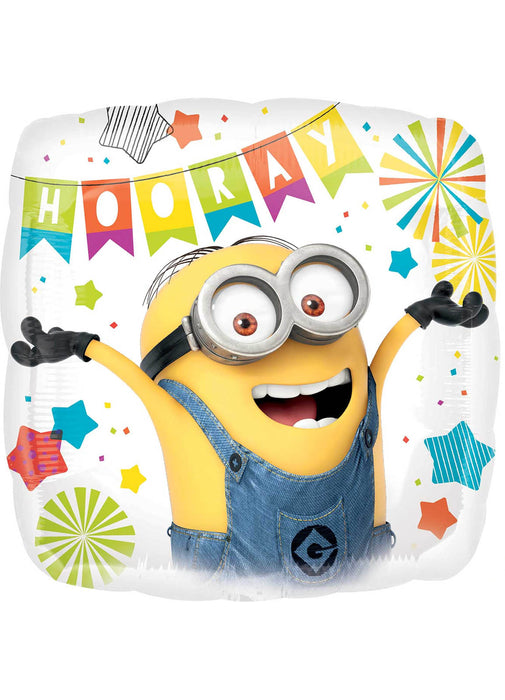 Despicable Me Minions Foil Balloon