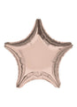 Rose Gold Star Foil Balloon