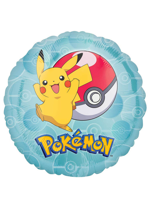 Pokemon Foil Balloon