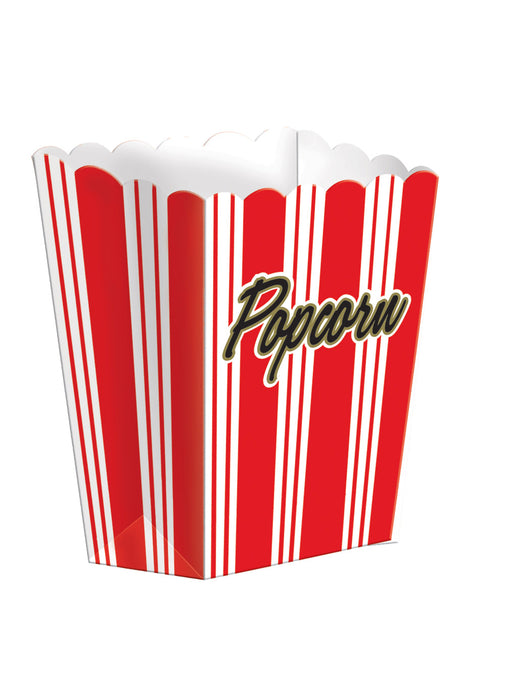 Hollywood Popcorn Boxes 8pk