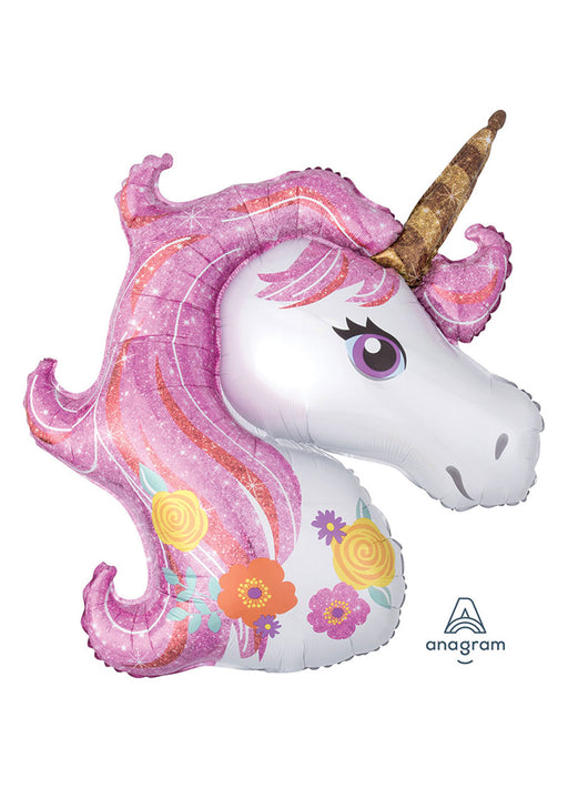 Magical Unicorn SuperShape Balloon