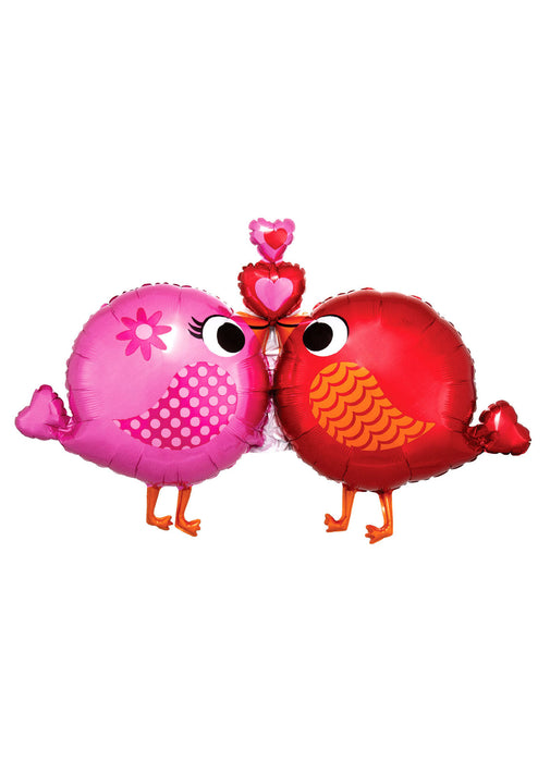 Love Birds SuperShape Foil Balloon